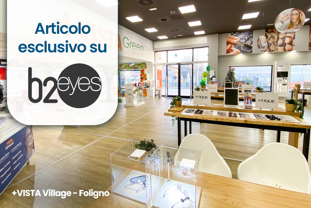 +VISTA, un Village anche a Foligno
